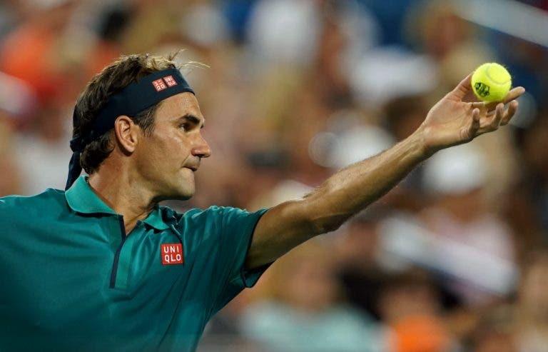 Federer desmente supostas conversas com Piqué e atira: «Não sei se a Taça Davis vai ter futuro»
