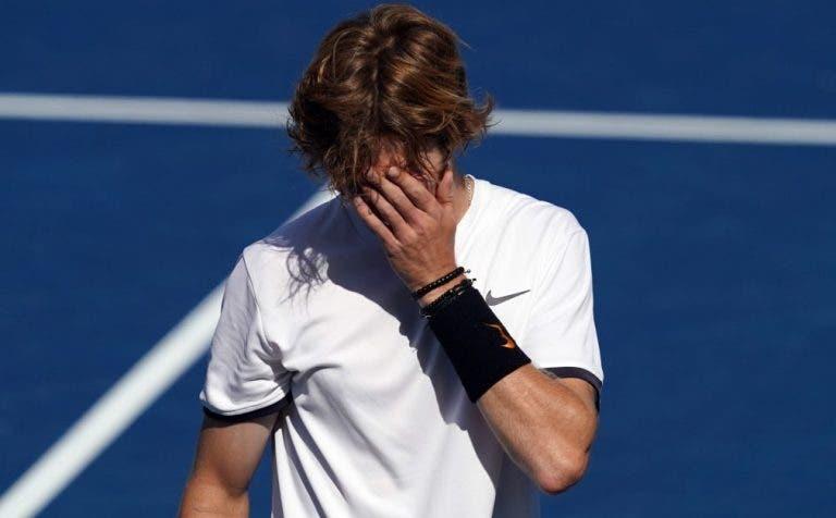 Rublev após bater Federer: «Foi a melhor e mais emocionante vitória da minha carreira»