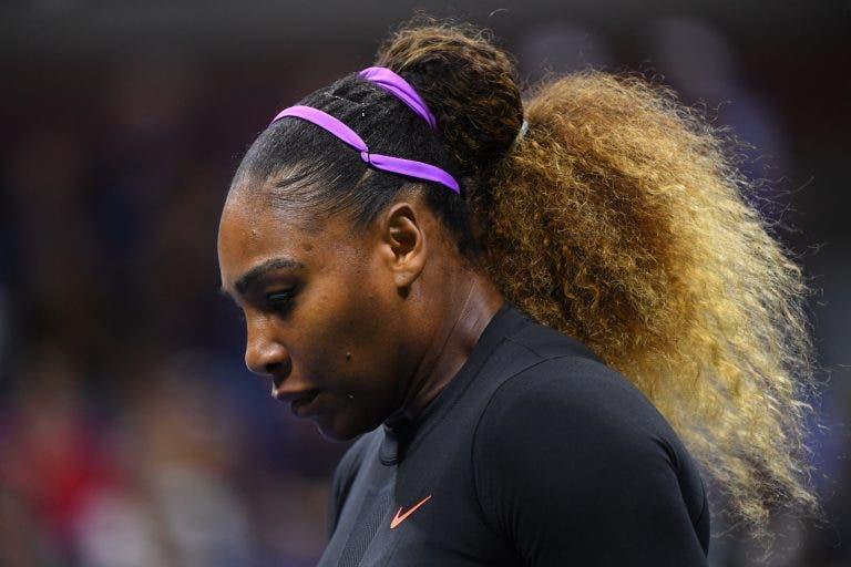 Serena Williams: «Carlos Ramos? Não sei quem é»