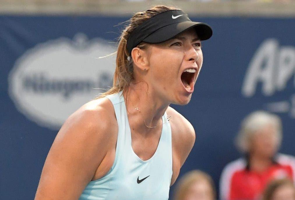 Sharapova apresenta profunda reflexão: «Não podes agradar a toda a gente, não estás aqui para fazer amigos»