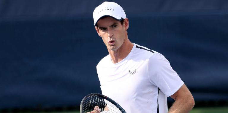 Andy Murray brindado com 'wild card' no Masters 1000 de Xangai