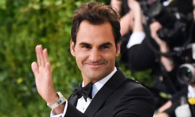 39 razões para darmos os parabéns a Roger Federer