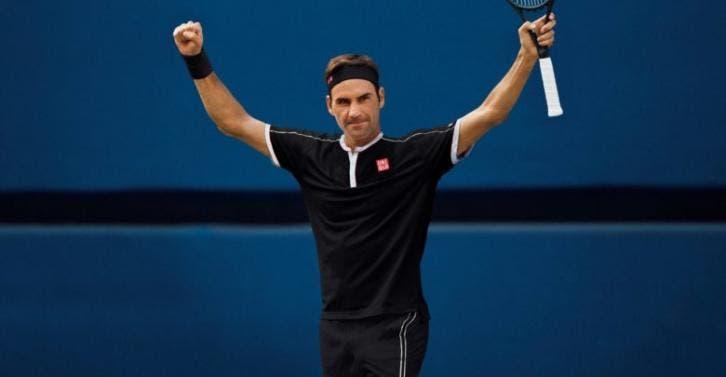 Federer: «Ganhar a medalha de ouro? Seria incrível»