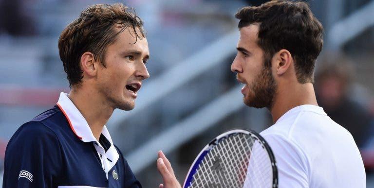 Afinal de contas, podermos ter tenistas russos nos Jogos Olímpicos de Tóquio?