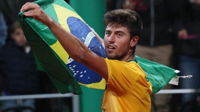 João Menezes de «ouro» é CAMPEÃO dos jogos Pan-americanos