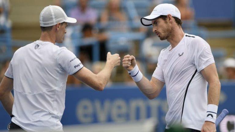 Murray: «No ano passado não sabia por quanto tempo ia jogar. Estar sem dores é algo incrível»