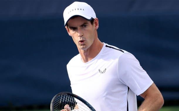 Murray quer voltar a vencer o Big 3: «Não desfruto ao ir para o court a saber que vou perder»