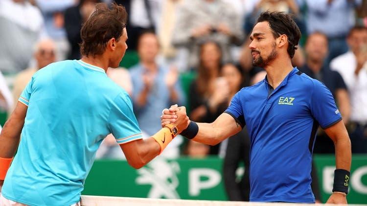 ATP Masters 1000 Montreal: siga Rafael Nadal vs Fabio Fognini no nosso Live Center