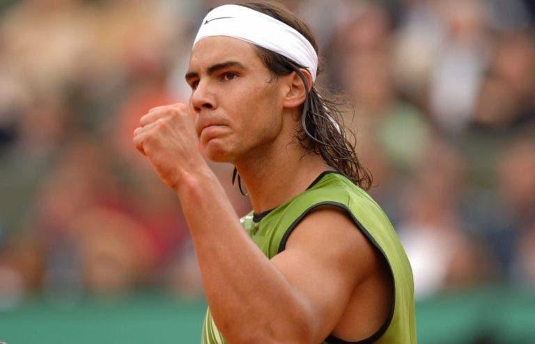 [VÍDEO] Há 15 anos, Nadal venceu o 1.º Roland Garros da carreira