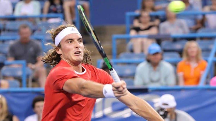 Eis o novo top 10 ATP: Tsitsipas a descer, um regresso e um novo máximo de carreira