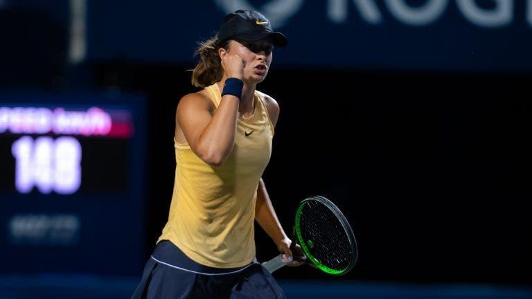 Wozniacki derrotada por miúda de 18 anos em Toronto
