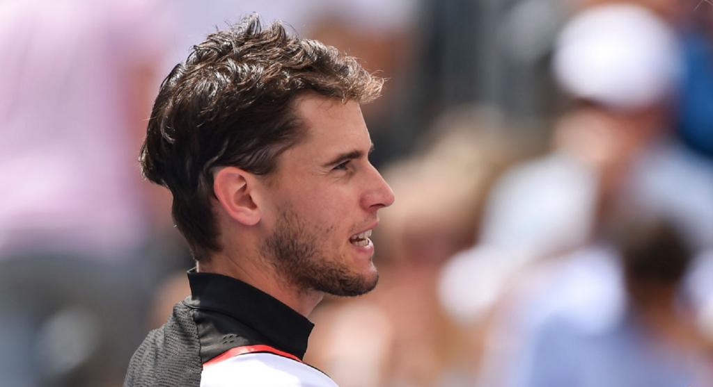 Thiem sem expetativas para o US Open: «Não espero sequer chegar aos quartos de final»