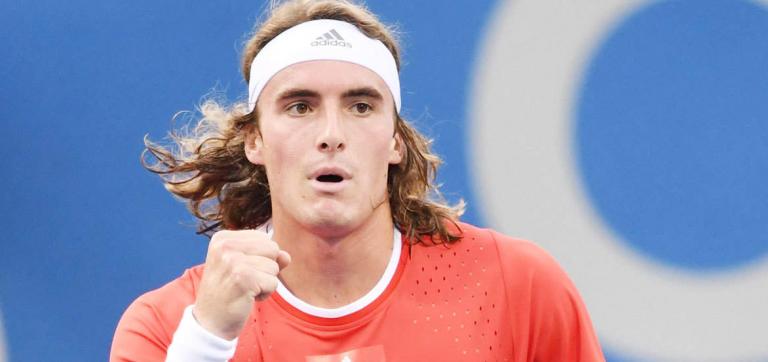 Tsitsipas sobre Djokovic, Federer e Nadal: «Estão a dominar há anos, tenho de melhorar para superá-los»