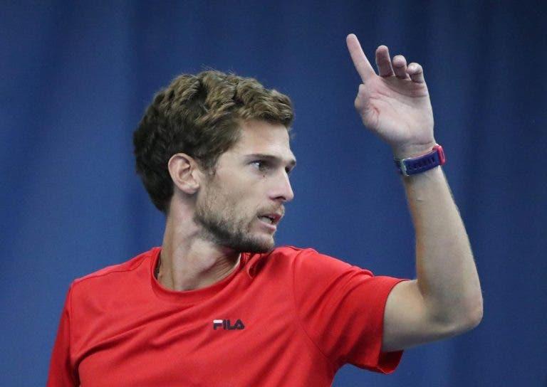 Pedro Sousa substitui Roger Federer no quadro principal do Australian Open