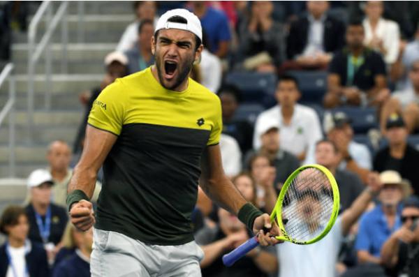 Os tenistas que lutam por uma vaga nas ATP Finals e que competem esta semana: podem existir mexidas