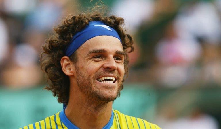 Giudicelli elogia Kuerten: «A tua relação com Roland Garros não é só uma história de amor»