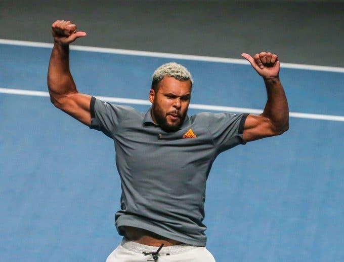 Tsonga passa por Struff em Paris e está nos «quartos» de um Masters 1000 pela 1.ª vez em três anos