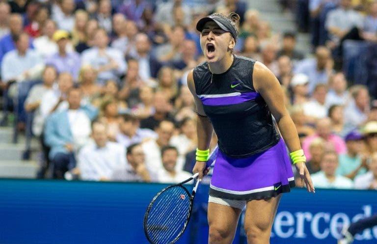Andreescu impede recuperação épica de Serena e CONQUISTA o primeiro Grand Slam da carreira