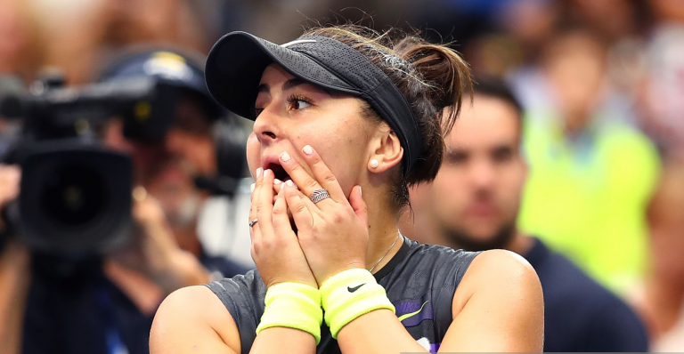 Calvário: Bianca Andreescu desiste de mais um torneio