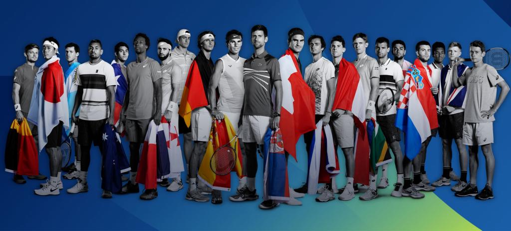Já são conhecidos os dias em que as principais estrelas jogam na ATP Cup