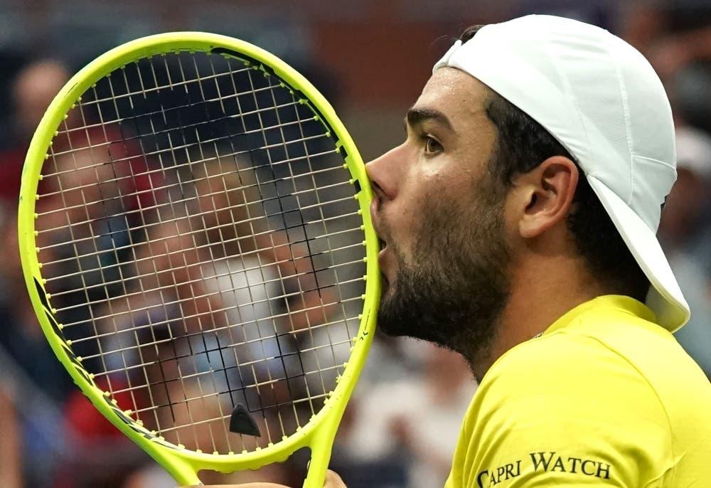 Berrettini eliminado em São Petersburgo por jogador de má memória para Portugal na Taça Davis