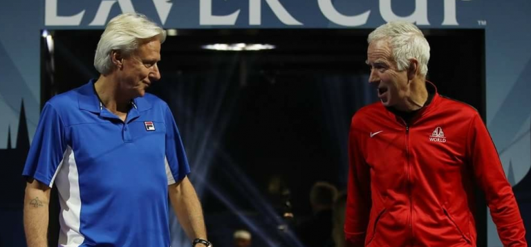 Borg e McEnroe mantêm-se capitães da Laver Cup em 2020