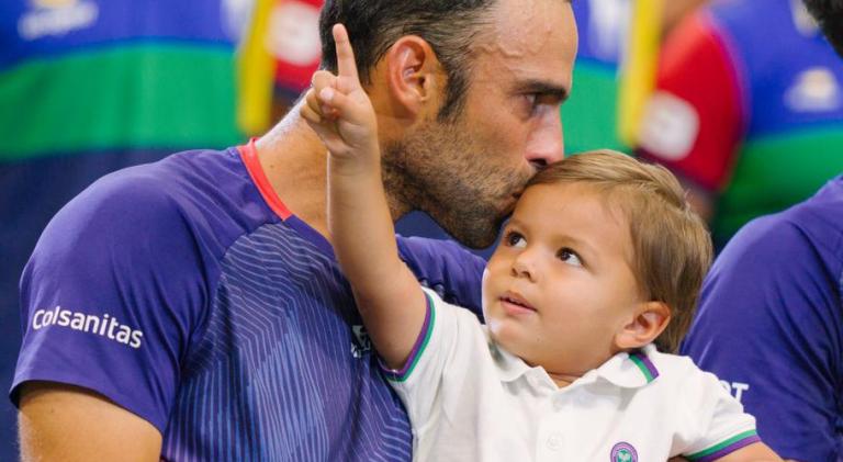 [VÍDEO] Cabal venceu o US Open e festejou de forma… especial