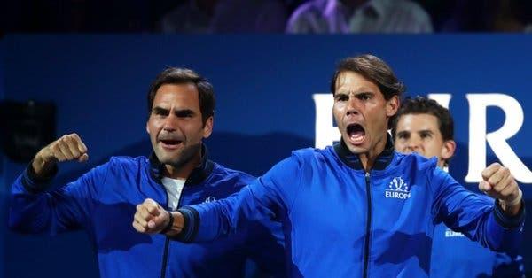 Federer: «Este sábado vamos ter outro nível de energia, é o dia em que o Nadal joga»