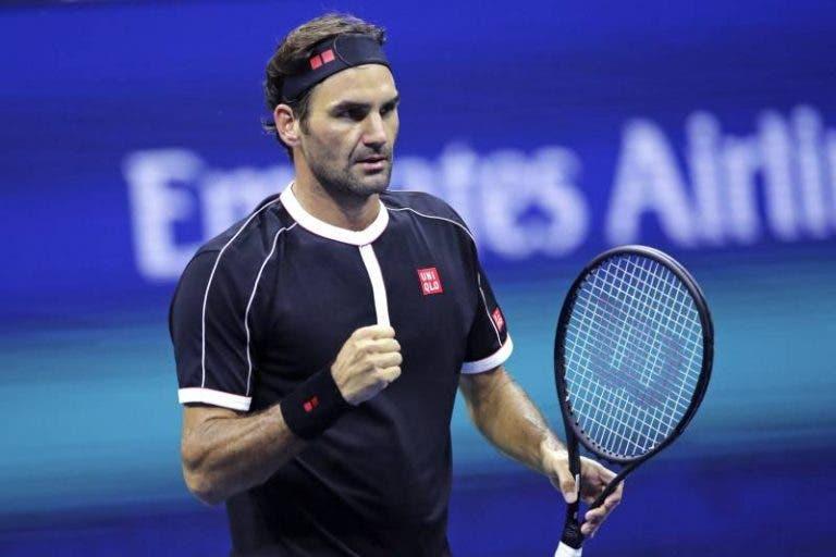 Federer: «Se fizesse braço de ferro com Nadal e Djokovic, eu perdia»