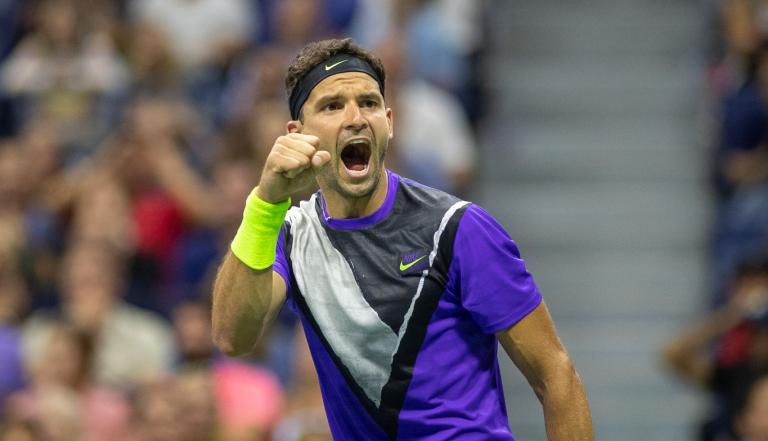 Dimitrov elimina Federer rumo às meias-finais do US Open