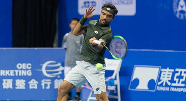 Frederico Silva entra a vencer no Challenger de Bengaluru