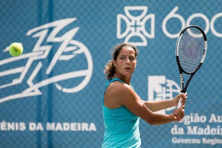 Inês Fonte eliminada na primeira ronda maior torneio feminino português