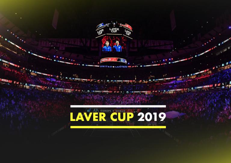 Saiba tudo sobre a Laver Cup 2019