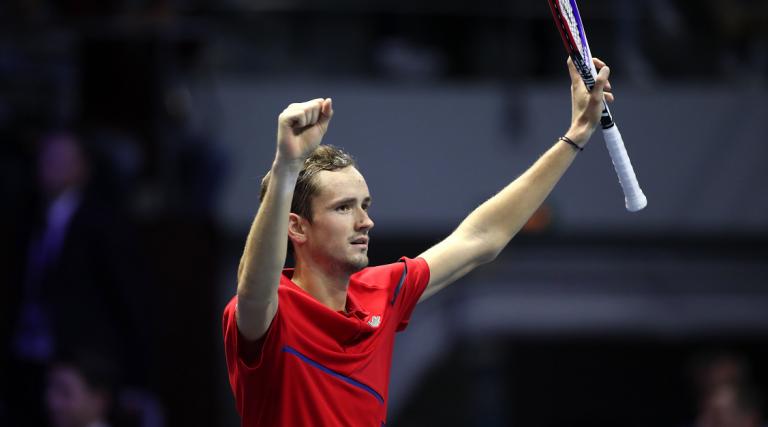 Safin não tem dúvidas: «Acredito que o Medvedev possa ser número 1 mundial»