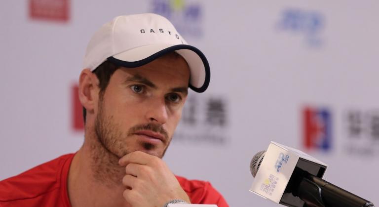 Andy Murray desiste de Miami: «Não sei o que fiz»