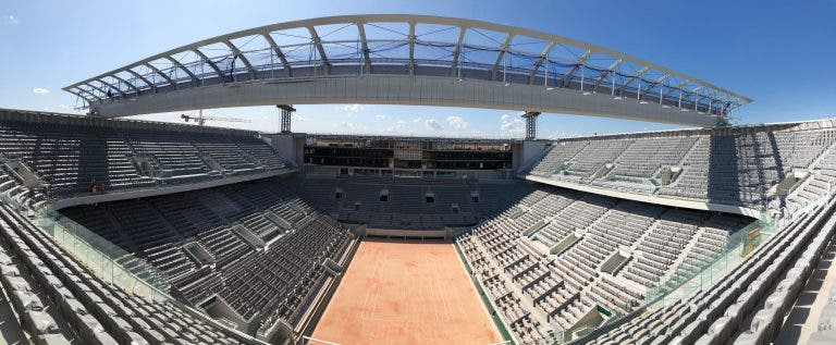 Roland Garros nem em outubro é certo que aconteça