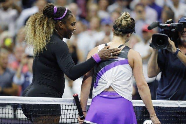 Svitolina define Serena: «Sabe o que tem de fazer, tem uma força inacreditável»