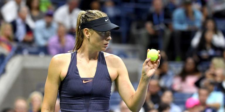Sharapova treina intensamente mas descarta Jogos Olímpicos