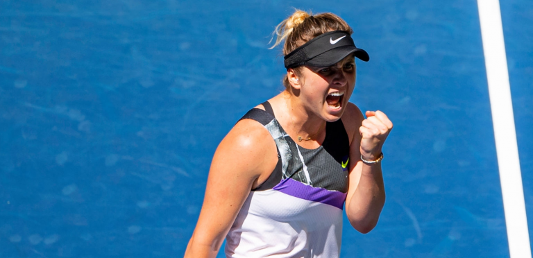 Elina Svitolina é a primeira semifinalista do US Open