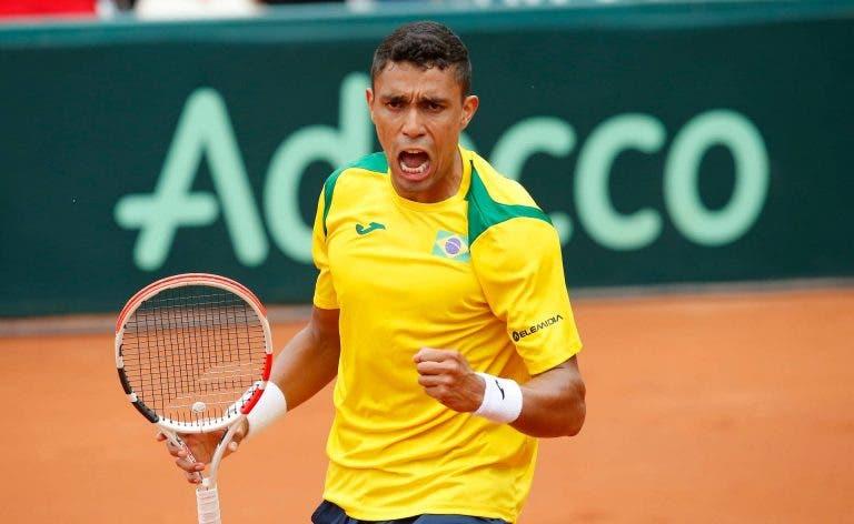 Thiago Monteiro garante vaga no quadro principal do Australian Open