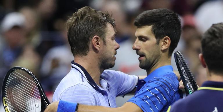 [VÍDEO] O momento em que Djokovic disse que não conseguia continuar