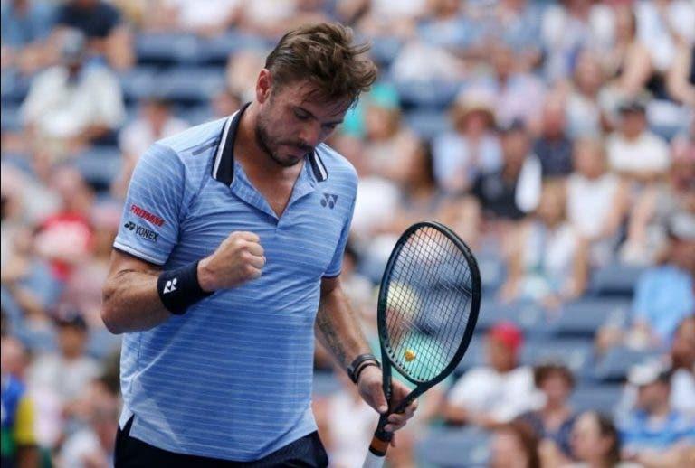 Wawrinka: «Federer, Nadal e Djokovic são de outro planeta»