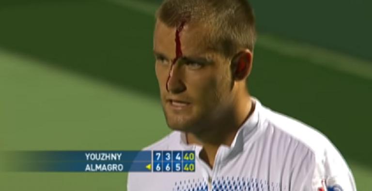 [VÍDEO] Os momentos mais perigosos num court de ténis