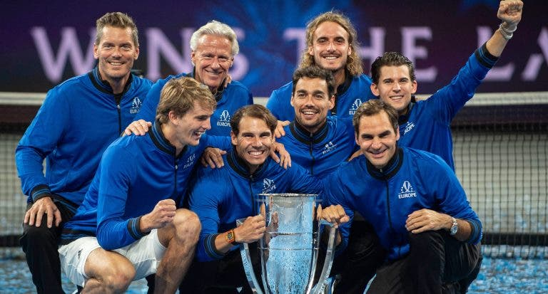 'Atropelada' por Roland Garros, Laver Cup (de Federer) não cede e quer manter a data