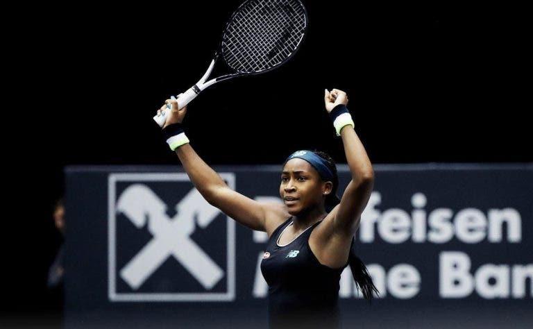 Impressionante! Aos 15 anos, Coco Gauff conquista o primeiro título WTA da carreira