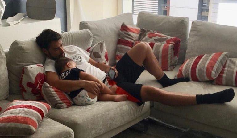 Fognini: «A minha filha está prestes a nascer, não posso pedir melhor»