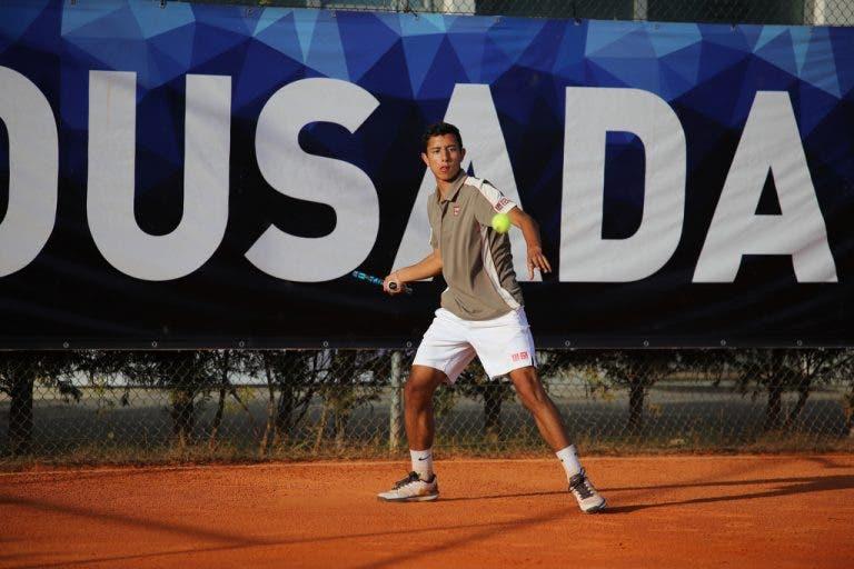 Lousada Junior Cup conta com mais de 30 tenistas portugueses