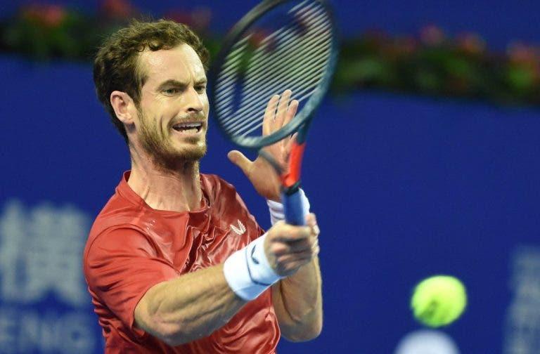 Murray alcança a sua melhor vitória do ano (de longe) em Pequim