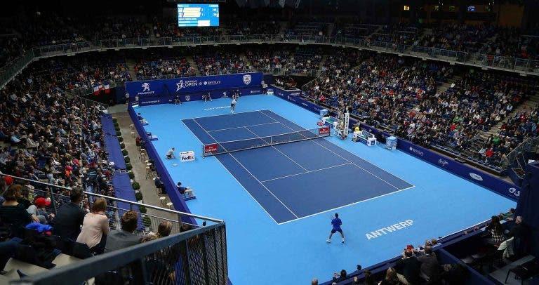 Dois torneios ATP têm transmissão televisiva em Portugal esta semana