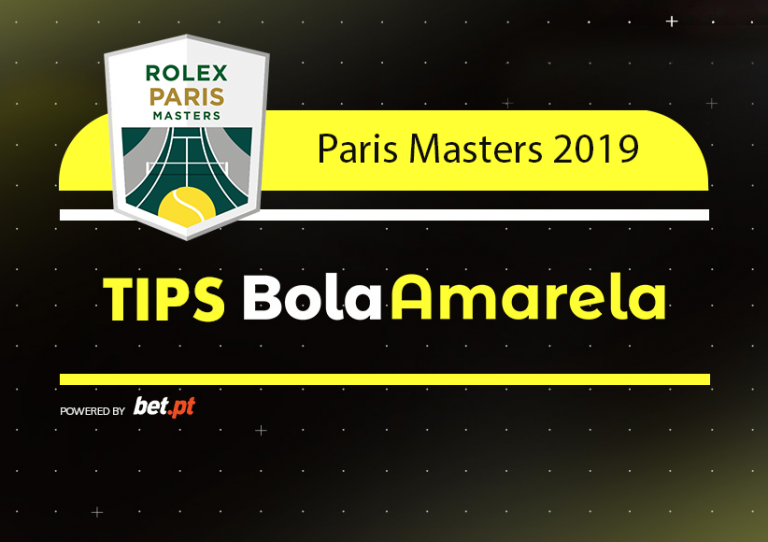 Apostas: Tips ATP Paris Masters – Dia 5 | 1/11/2019